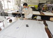 信达旺工厂裁床